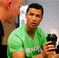 Témoignage de Cristiano Ronaldo à propos de Herbalife