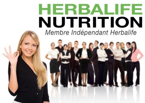 Devenir Membre Herbalife