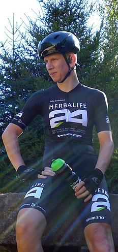 Christophe miclo herbalife vélo