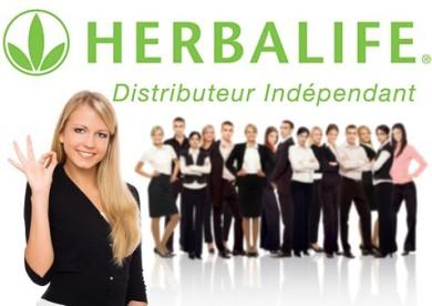 Distributeurs indépendants Herbalife