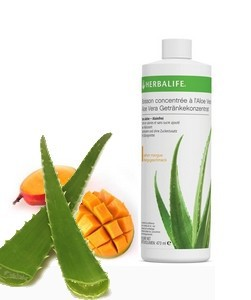 Herbal Aloe mangue