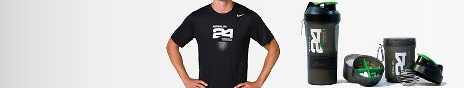Accessoires Nutrition sportive & Vêtements de sport